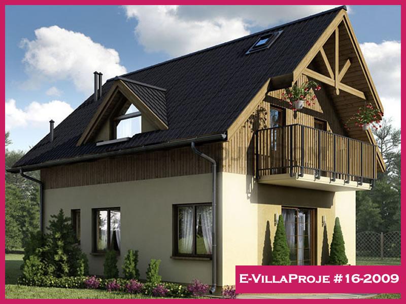 Ev Villa Proje #16-2009