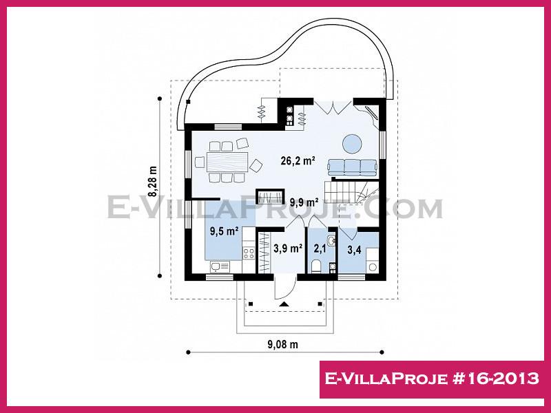 Ev Villa Proje #16-2013