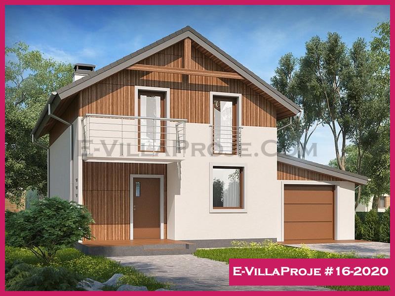 Ev Villa Proje #16-2020, 1 katlı, 1 yatak odalı, 145 m2