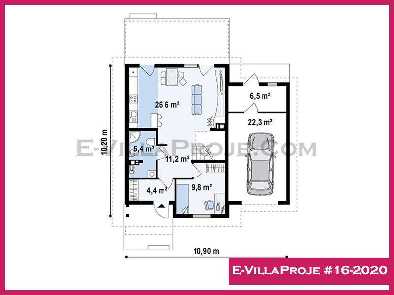 Ev Villa Proje #16-2020