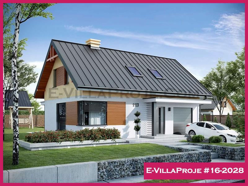 E-VillaProje #16-2028, 2 katlı, 3 yatak odalı, 168 m2