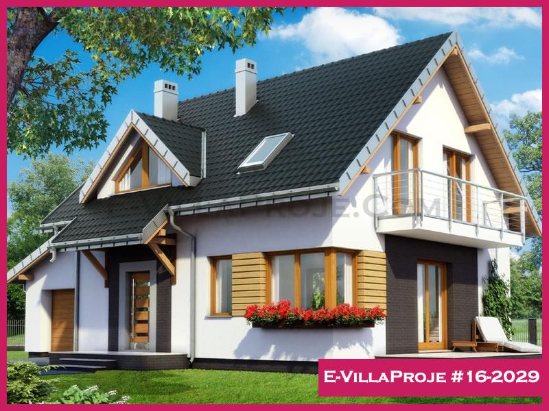 E-VillaProje #16-2029, 2 katlı, 3 yatak odalı, 174 m2