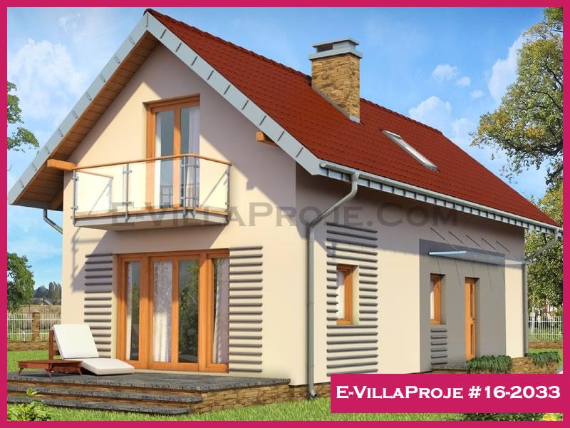 E-VillaProje #16-2033, 2 katlı, 4 yatak odalı, 148 m2