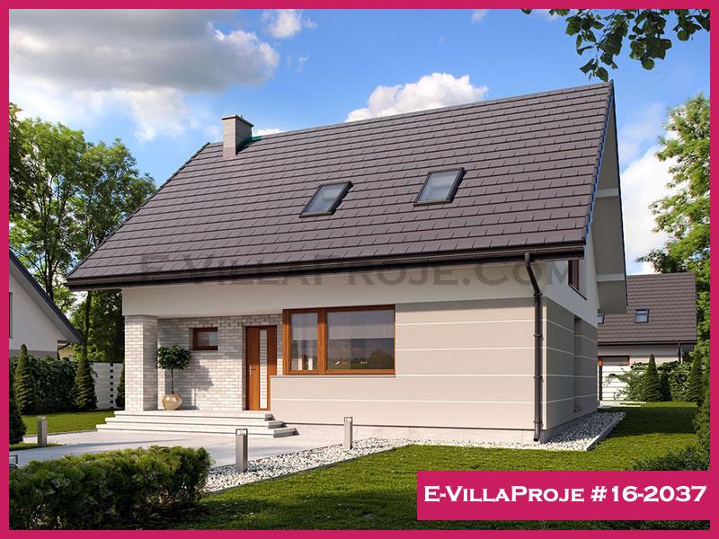 E-VillaProje #16-2037, 2 katlı, 4 yatak odalı, 194 m2