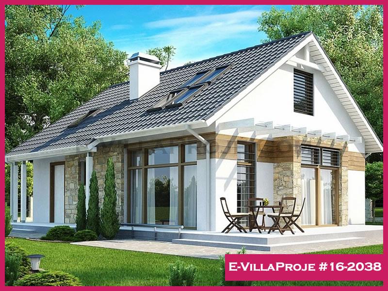 E-VillaProje #16-2038, 2 katlı, 3 yatak odalı, 192 m2