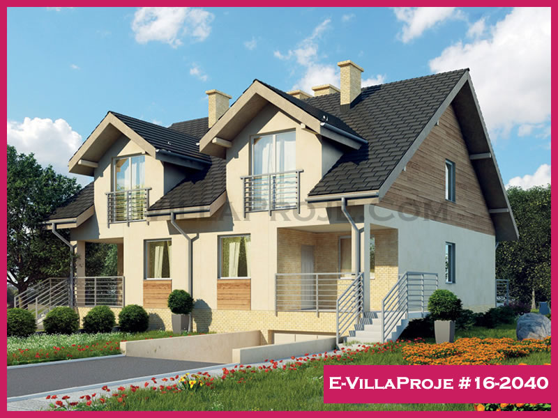 Ev Villa Proje #16 – 2040