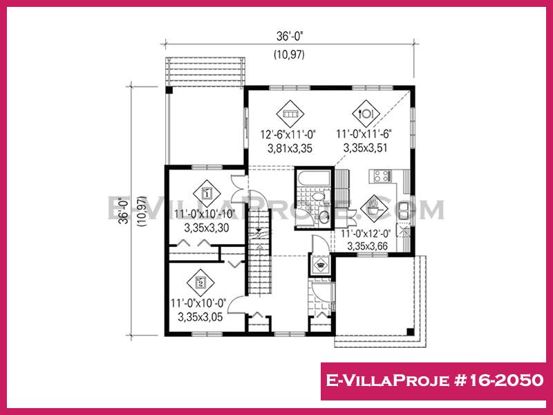 Ev Villa Proje #16 – 2050