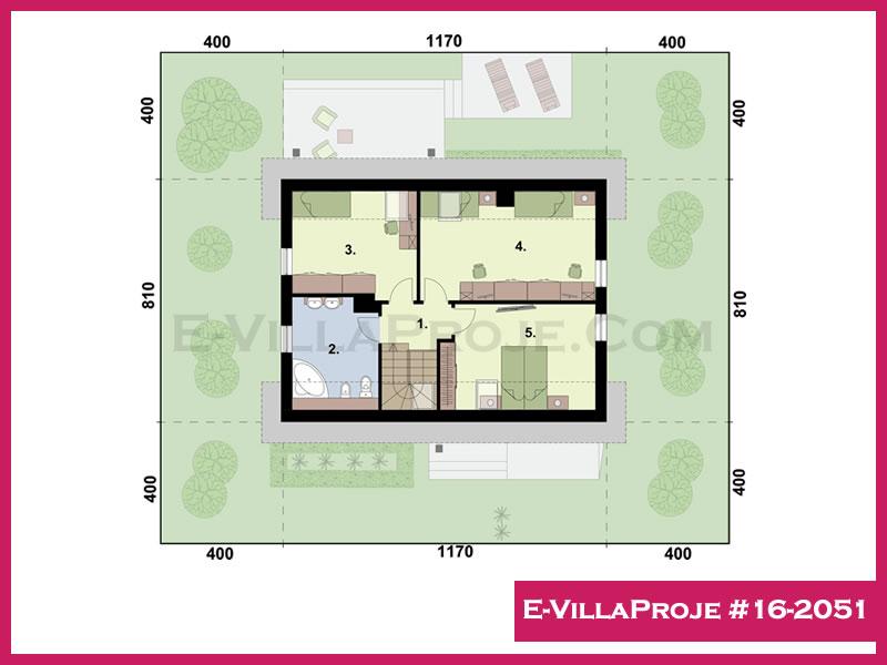Ev Villa Proje #16 – 2051
