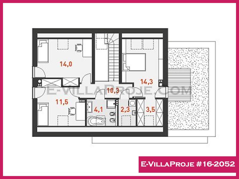 Ev Villa Proje #16 – 2052