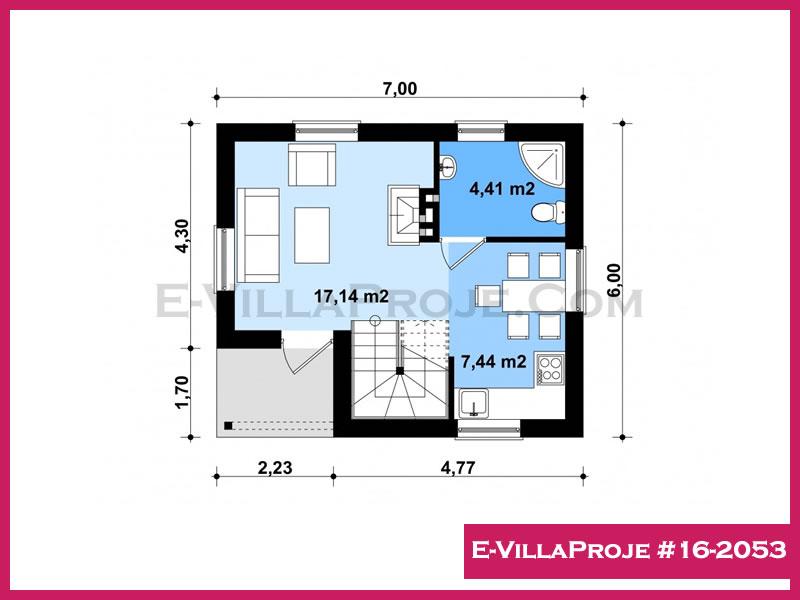 Ev Villa Proje #16 – 2053