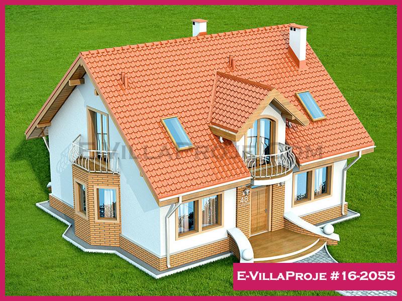 Ev Villa Proje #16 – 2055
