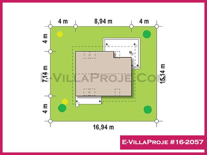 Ev Villa Proje #16 – 2057