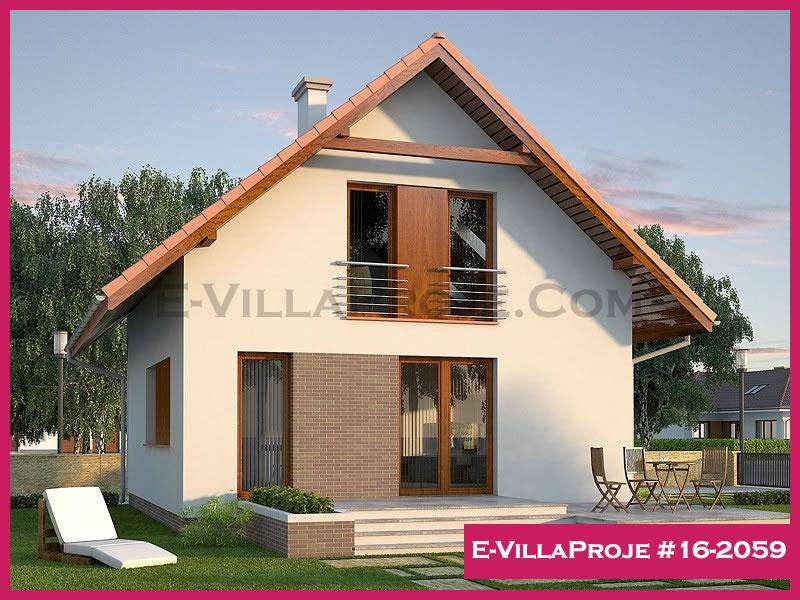 Ev Villa Proje #16 – 2059