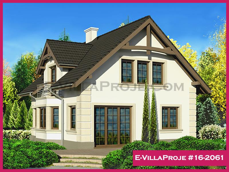 Ev Villa Proje #16 – 2061