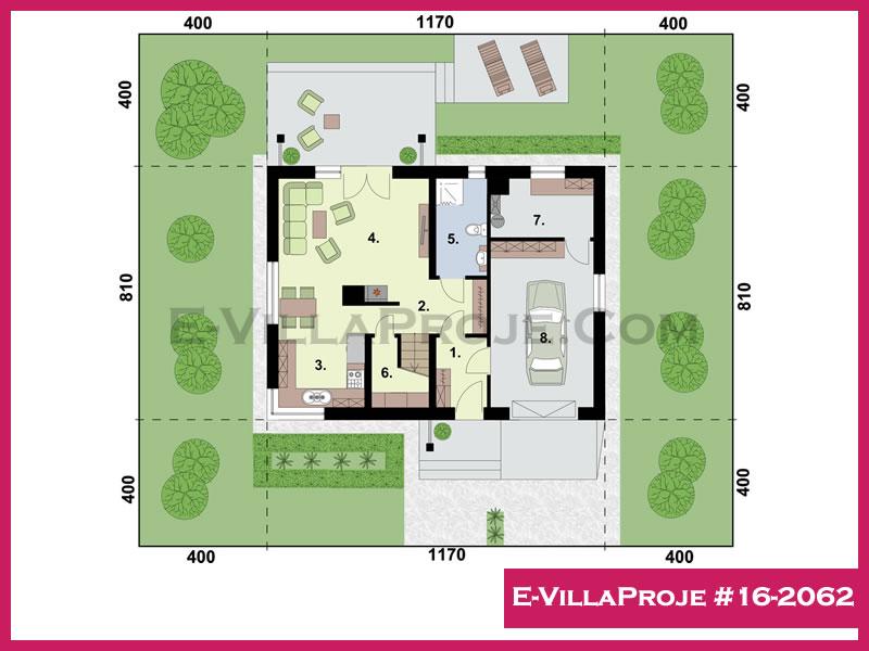 Ev Villa Proje #16 – 2062