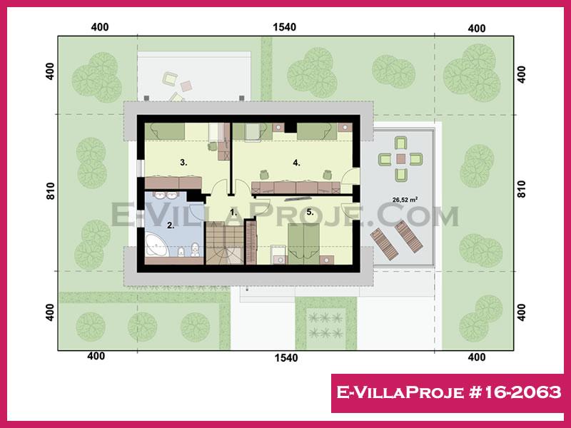 Ev Villa Proje #16 – 2063