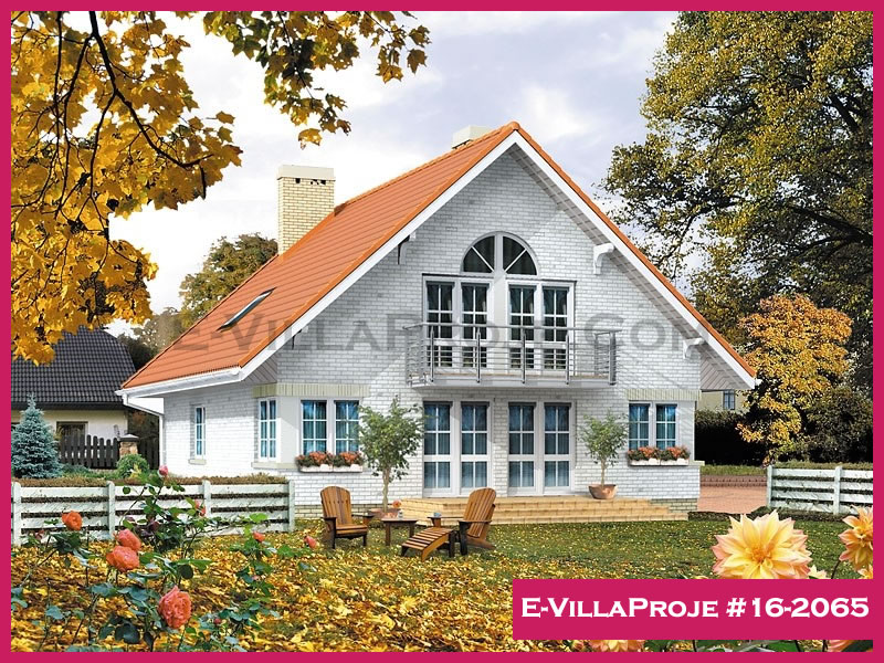 Ev Villa Proje #16 – 2065