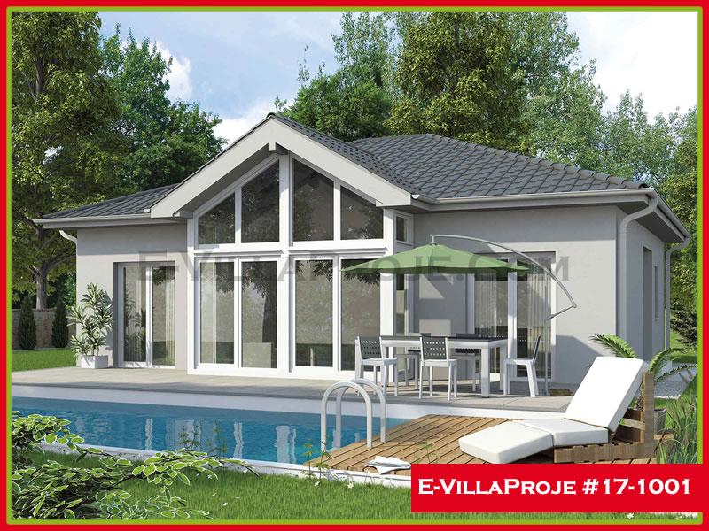 Ev Villa Proje #17 – 1001, 1 katlı, 1 yatak odalı, 121 m2