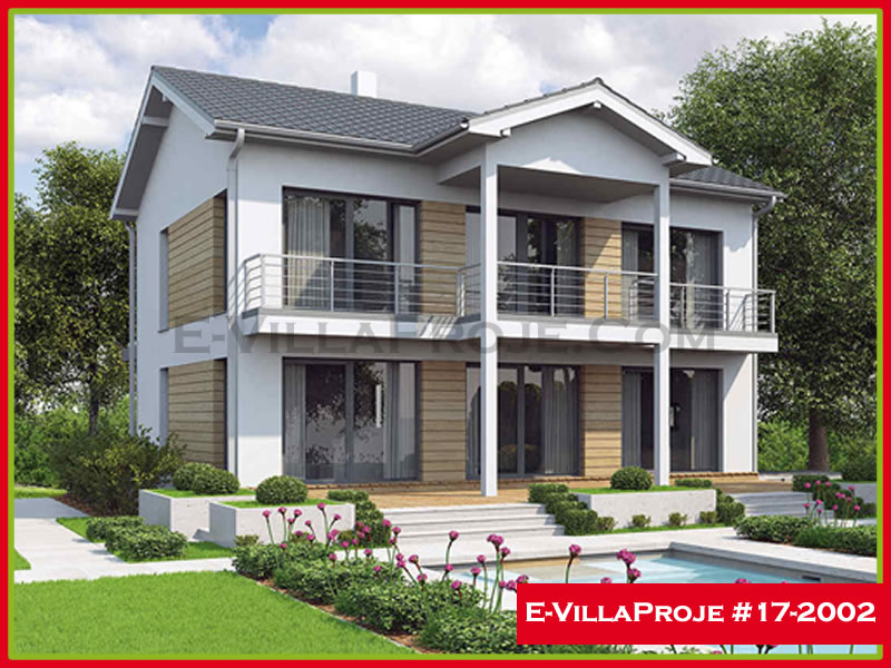 Ev Villa Proje #17 – 2002