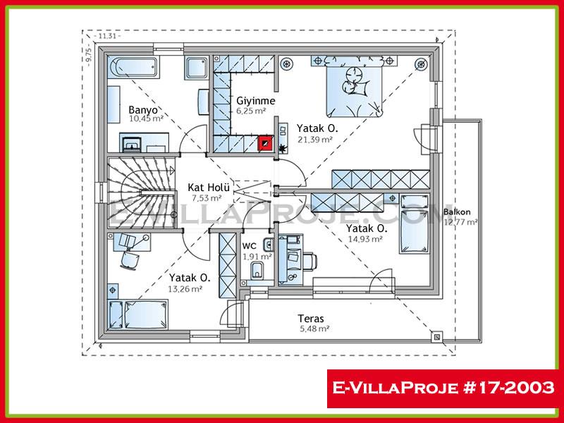 Ev Villa Proje #17 – 2003
