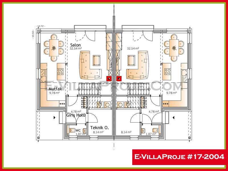 Ev Villa Proje #17 – 2004