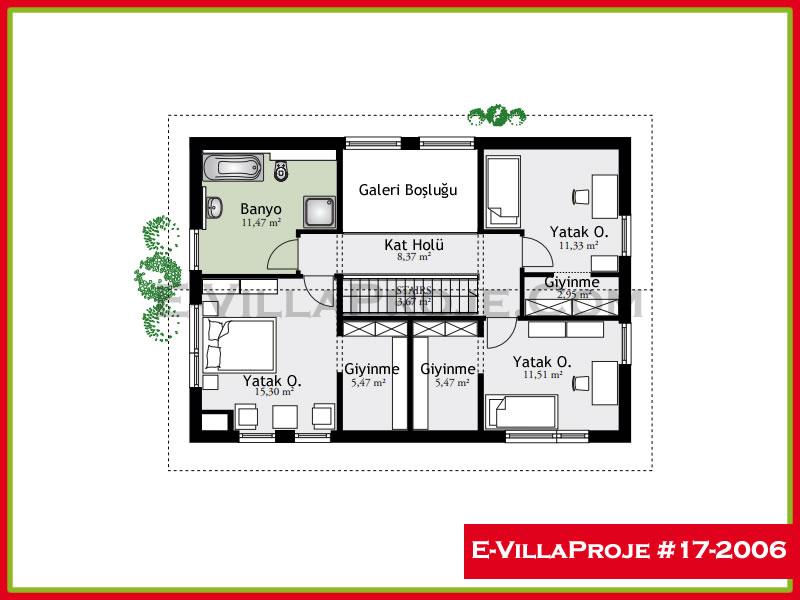 Ev Villa Proje #17 – 2006
