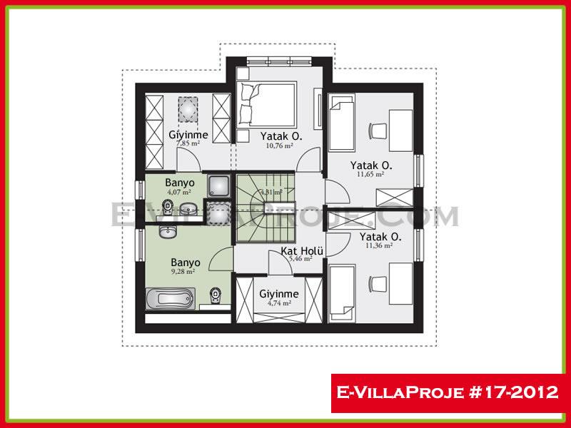 Ev Villa Proje #17 – 2012