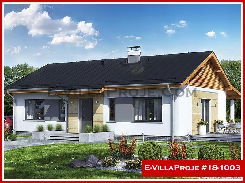 Ev Villa Proje #18 – 1003, 1 katlı, 1 yatak odalı, 0 garajlı, 119 m2