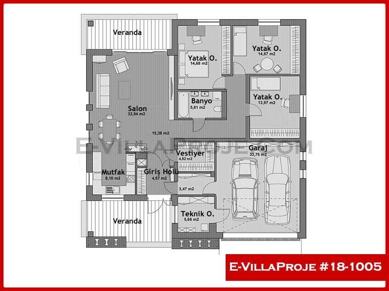 Ev Villa Proje #18 – 1005