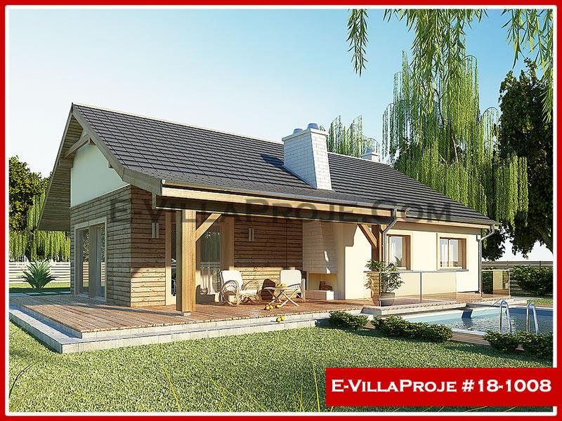 Ev Villa Proje #18 – 1008, 1 katlı, 1 yatak odalı, 0 garajlı, 136 m2