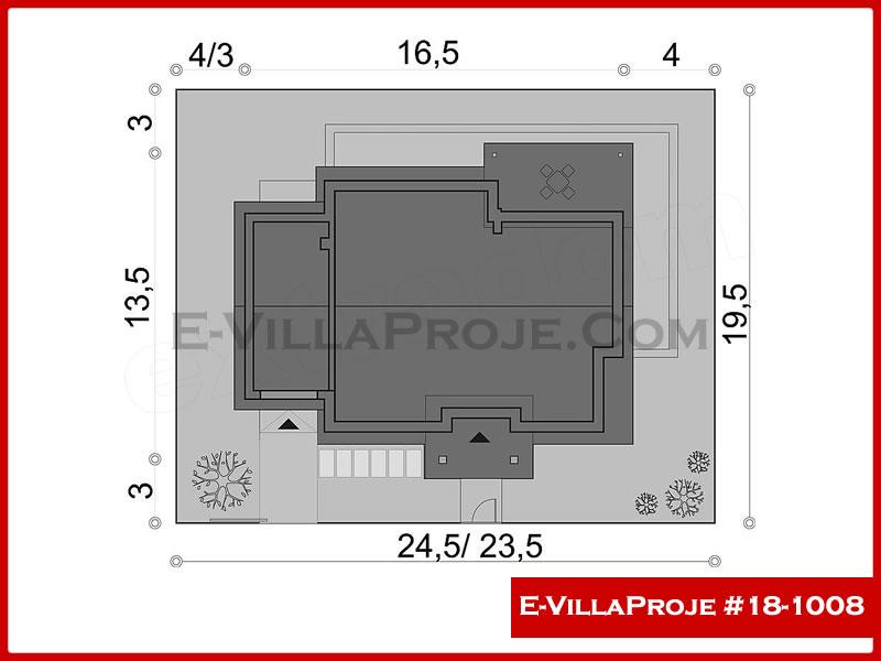 Ev Villa Proje #18 – 1008