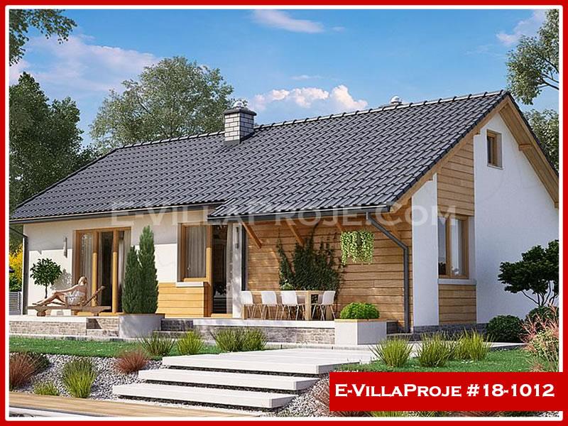 Ev Villa Proje #18 – 1012