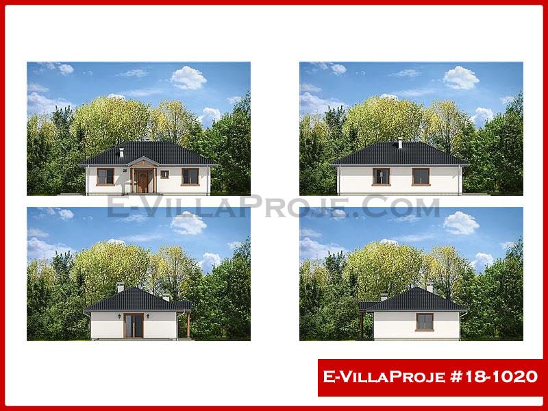 Ev Villa Proje #18 – 1020