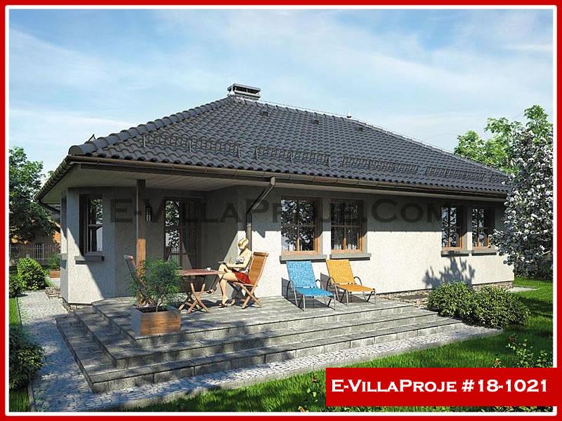 Ev Villa Proje #18 – 1021