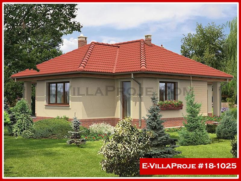 Ev Villa Proje #18 – 1025