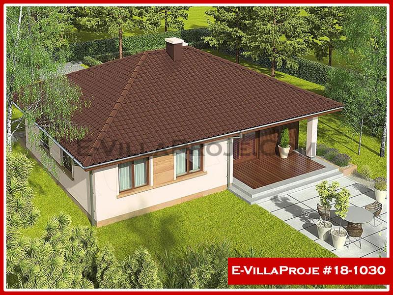 Ev Villa Proje #18 – 1030, 1 katlı, 3 yatak odalı, 0 garajlı, 111 m2