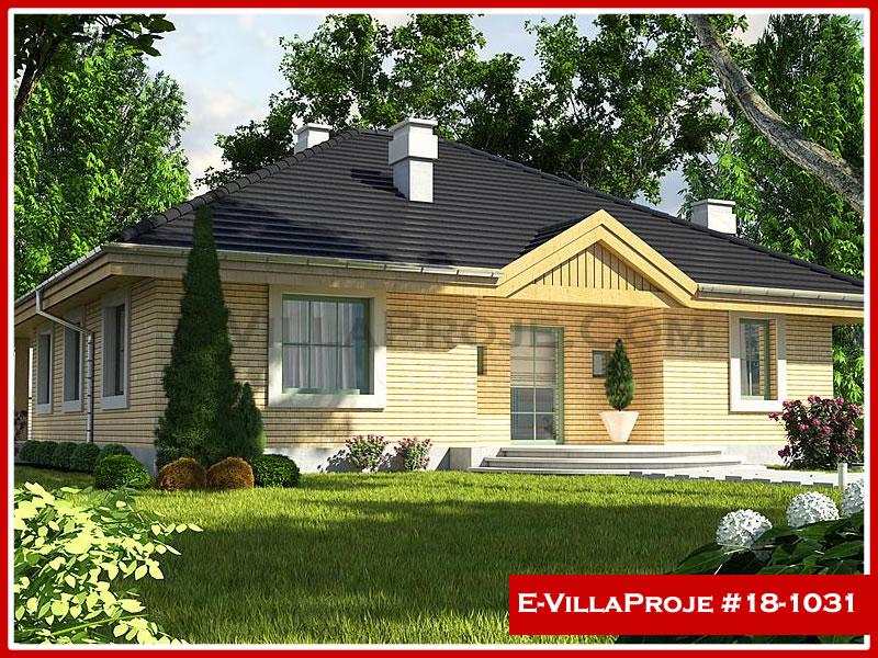 Ev Villa Proje #18 – 1031, 1 katlı, 3 yatak odalı, 0 garajlı, 139 m2