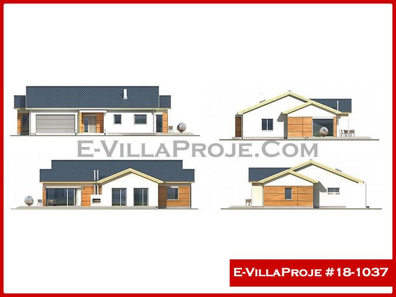 Ev Villa Proje #18 – 1037