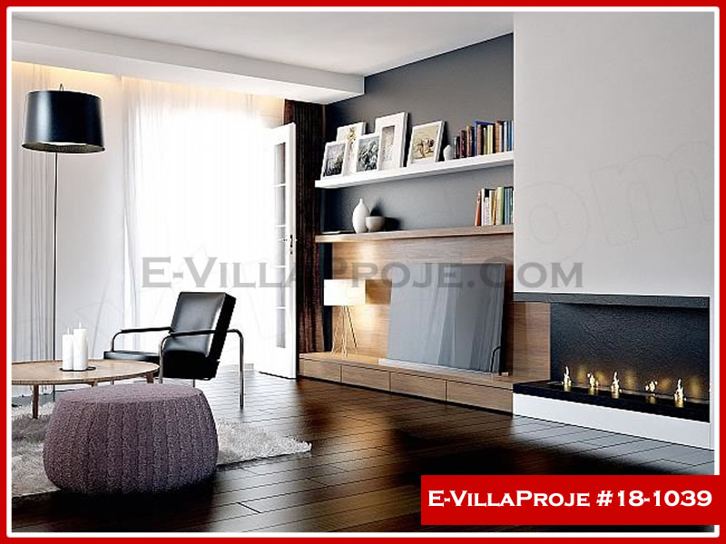 Ev Villa Proje #18 – 1039