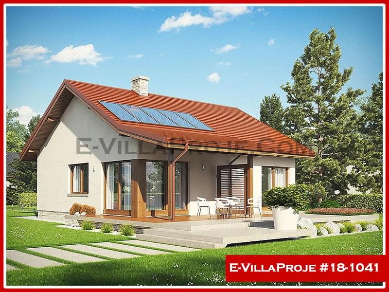 Ev Villa Proje #18 – 1041, 1 katlı, 2 yatak odalı, 0 garajlı, 106 m2