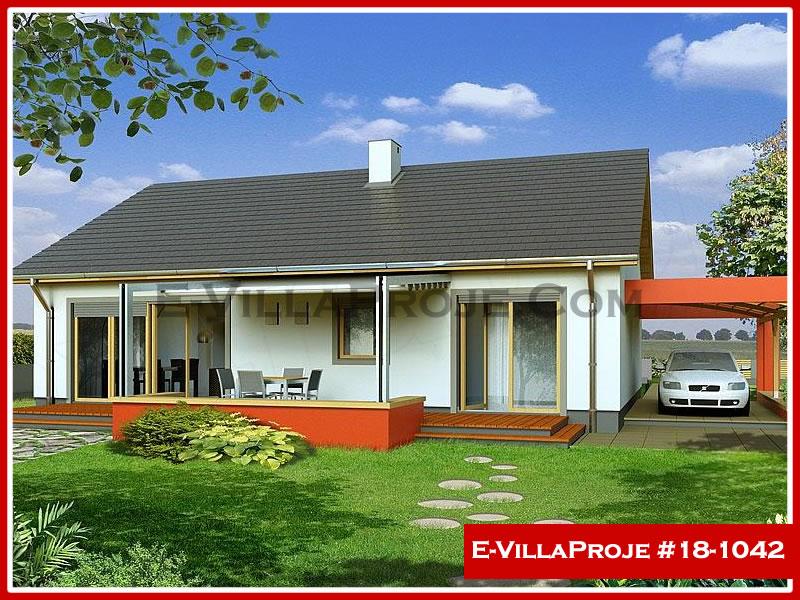 Ev Villa Proje #18 – 1042