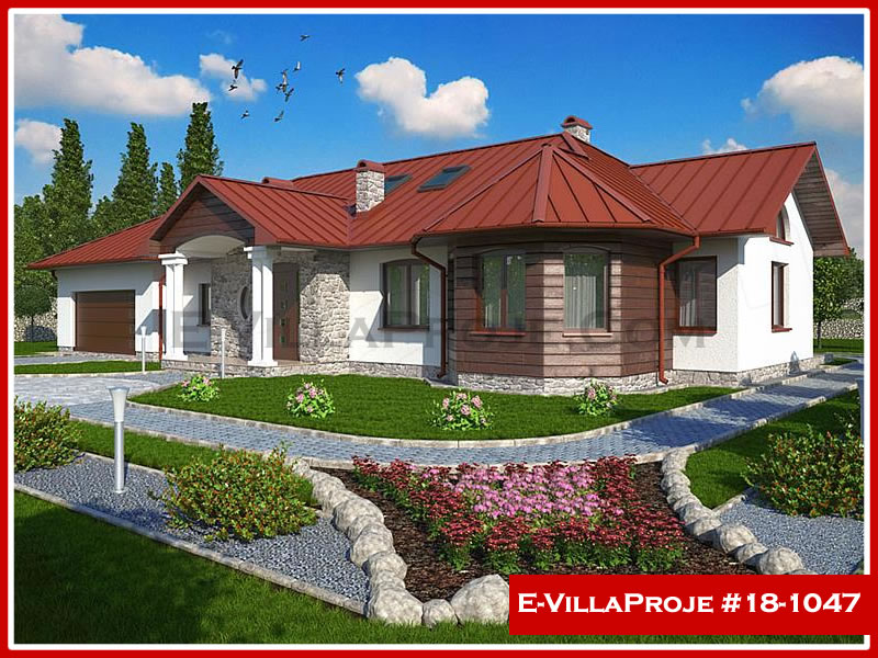 Ev Villa Proje #18 – 1047
