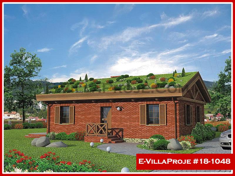 Ev Villa Proje #18 – 1048, 1 katlı, 2 yatak odalı, 0 garajlı, 96 m2