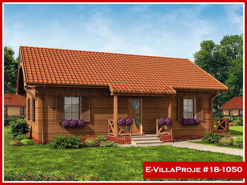 Ev Villa Proje #18 – 1050, 1 katlı, 1 yatak odalı, 0 garajlı, 96 m2