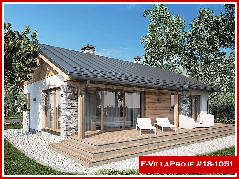 Ev Villa Proje #18 – 1051