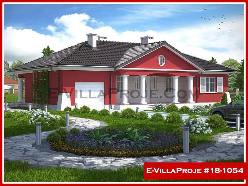 Ev Villa Proje #18 – 1054