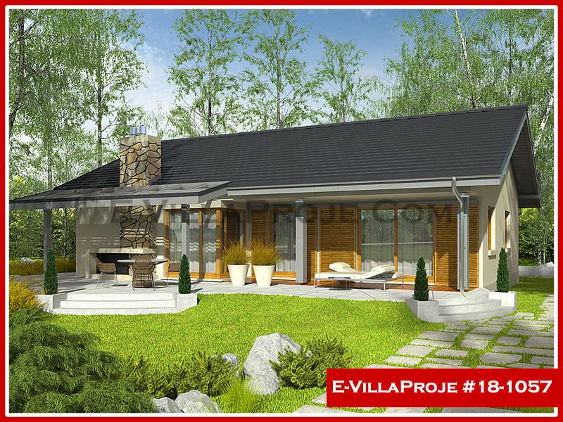 Ev Villa Proje #18 – 1057, 1 katlı, 3 yatak odalı, 0 garajlı, 147 m2