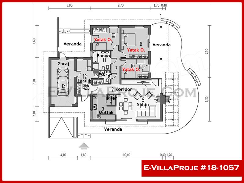 Ev Villa Proje #18 – 1057
