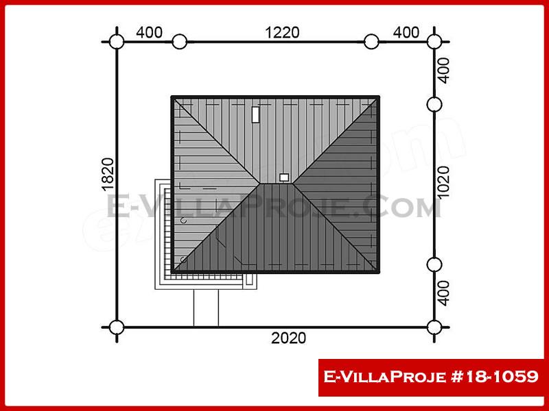 Ev Villa Proje #18 – 1059