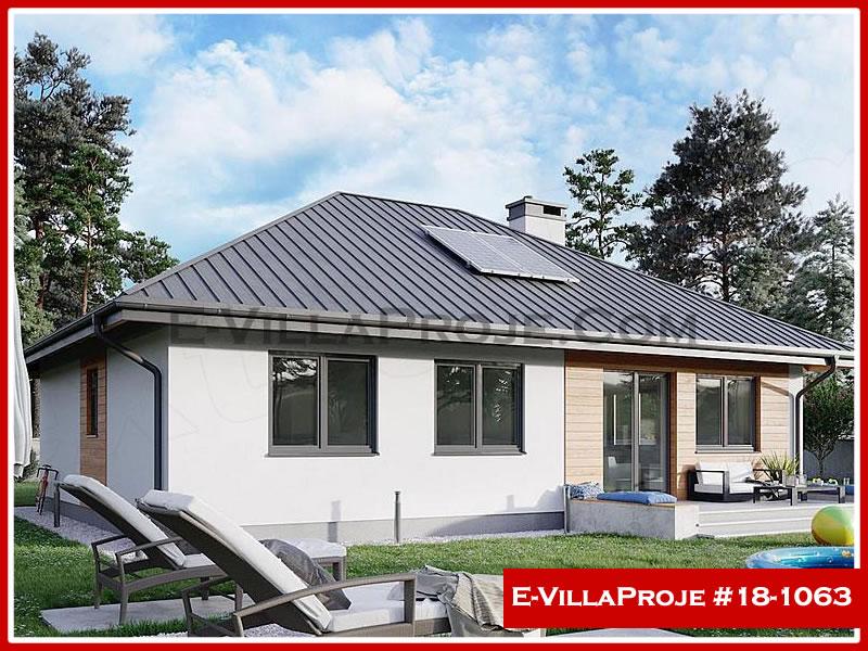 Ev Villa Proje #18 – 1063